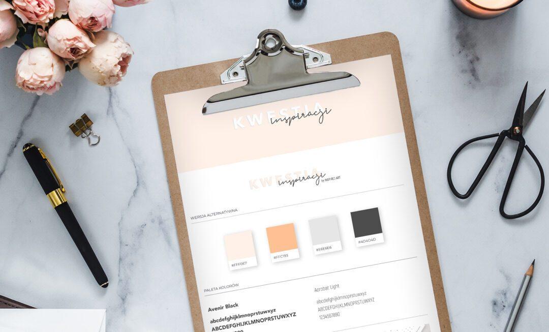 Czym jest karta logo (brand style guide) idlaczego potrzebujesz jej dobudowania spójnej marki ?