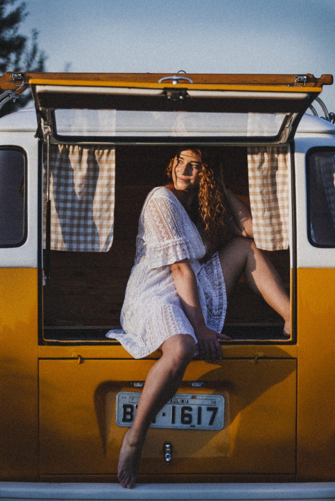 Hippie Vibes – sesja zogórkiem
